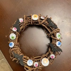 Small Holloween wreath
